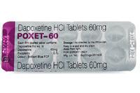 Дапоксетин 60 мг в Санкт-Петербурге