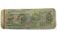 Сухагра 100 мг